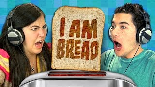 I AM BREAD (Teens React: Gaming)