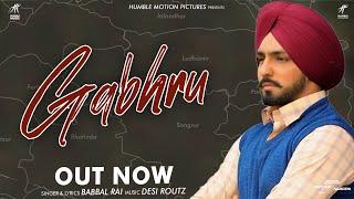 Gabhru Babbal Rai Posti Video HD Download New Video HD