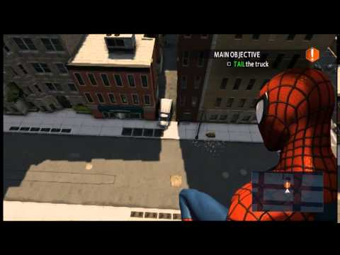 Talx Plays: The Amazing Spider-Man 2! ep 8- FAIL