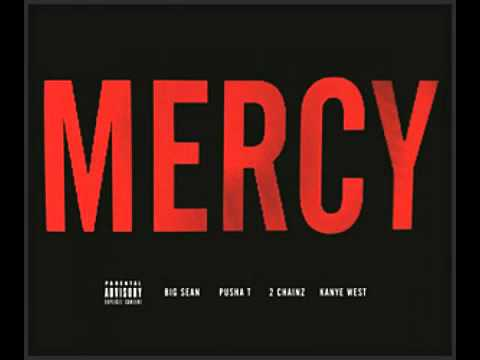 Kayne West - Mercy Ft Big Sean, Pusha T & 2Chainz