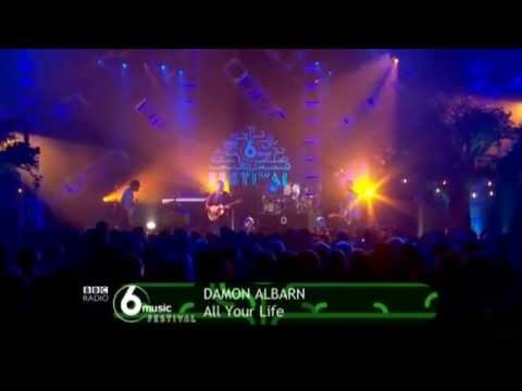 Damon Albarn - Live at the BBC Radio 6 Music Festival (2014)