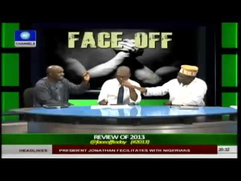FACE OFF: Efforts Of Government In 2013, Laudable Or Not? Pt.2