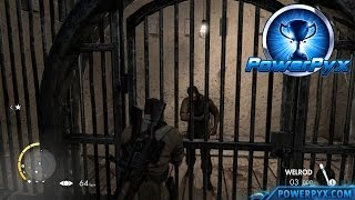 Sniper Elite 3 I Fort This Would Be Difficult Trophy