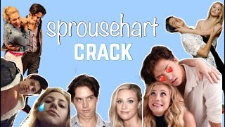 Lili Reinhart & Cole Sprouse (The Sprousehart Crack)