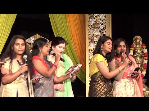 TAMA Sankranthi Sambharalu 2020 : Singing - Telugu Medley - Team RTP