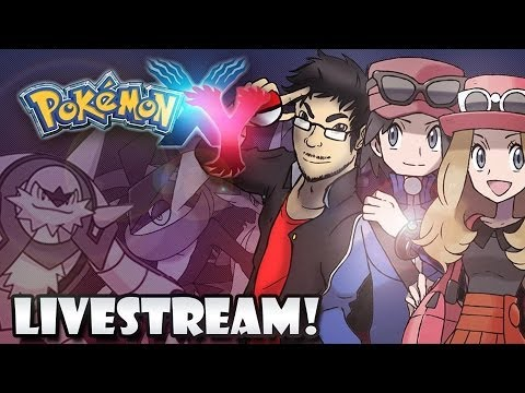 Pokemon X and Y Livestream Battles - #49 Win