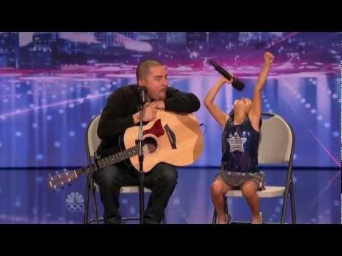 image un duo émouvant entre une  fillette et son père