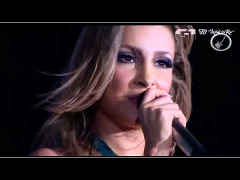 Claudia Leitte - Pensando em Você @ Live Rock In Rio 2011 23.09.2011
