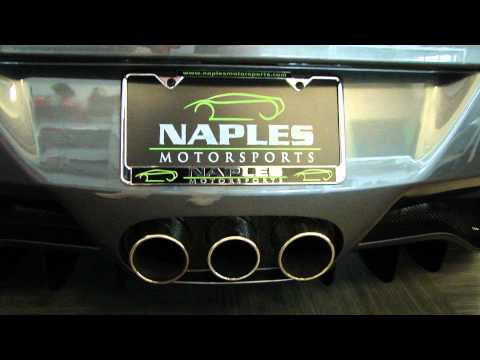 2010 Ferrari 458 Italia Walk Around - Naples Motorsports