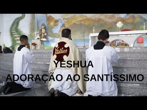 Yeshua | Parte 3 | Adoração ao Santíssimo | Ministério Colo de Deus | ANSPAZ