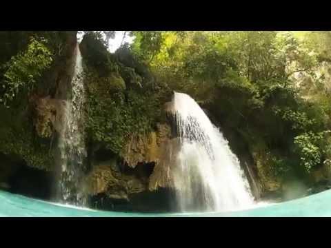 Kawasan Falls, Cebu Island, Philippines, Pt 1