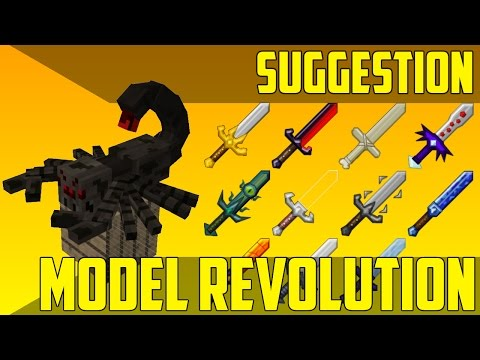 Suggestion: A {Model} Tag in Minecraft