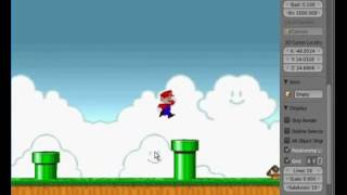Super Mario Bros Blender 2.5