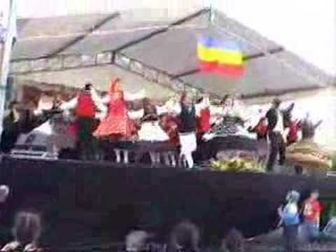 Portuguese traditional folk dance 2: Fandango