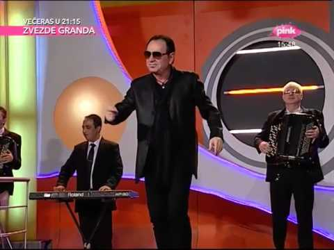Mile Kitic - Klosar - Gold Muzicki Magazin - (TV Pink 2013)