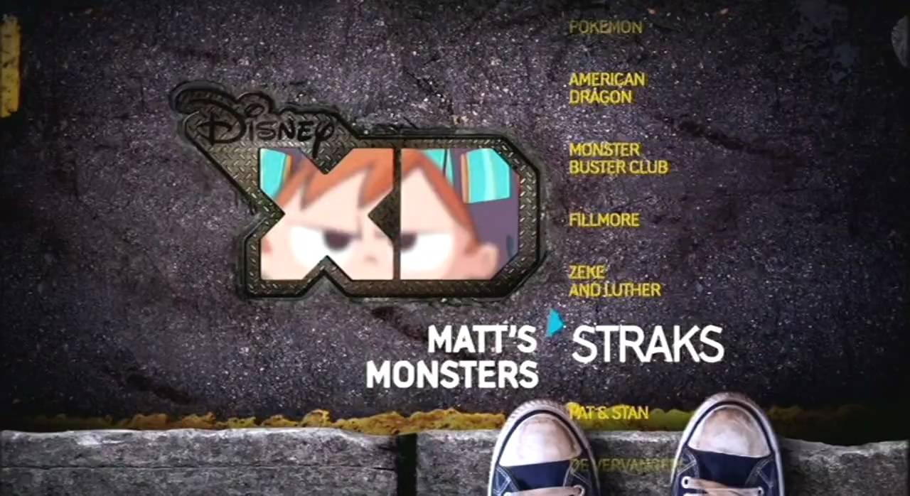 Disney Xd Montage : Straks matt s monsters disney xd dutch bumper youtube