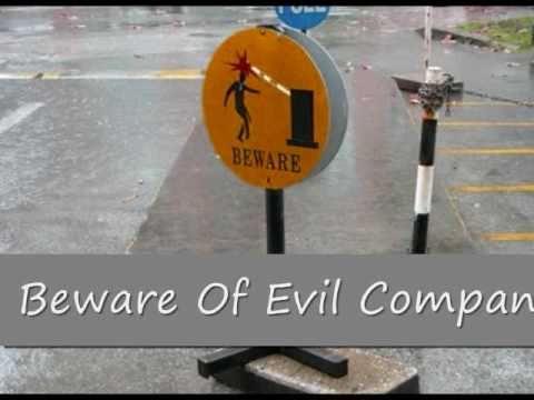 Beware Of Evil Companions - Armenian Bible Study