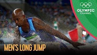 Men's Long Jump Final | Rio 2016 Replay