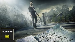 [IF-TVSeries] Top 10 Cái Chết Gây Sốc Nhất Trong The Walking Dead