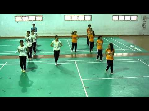 [Best Group] Aerobic FTU Final Test Anh6-TCNH-K49 [HD]