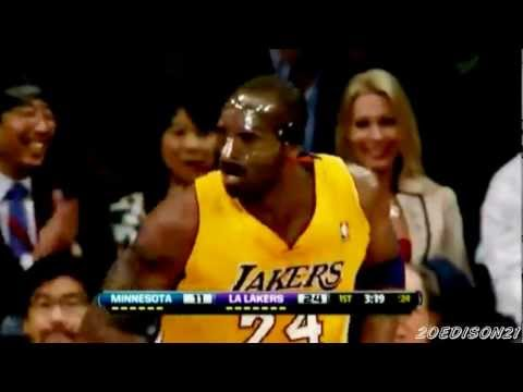 The Masked Mamba Kobe Bryant (2012) {HD}