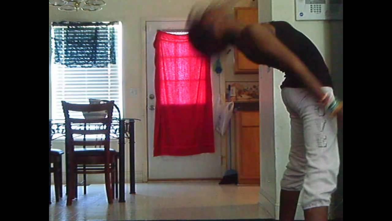 Gymnastics - Back Walkover - YouTube