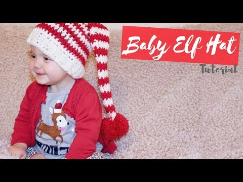 CROCHET: Baby Elf Hat | Bella Coco