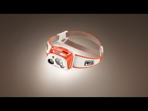 Petzl Tikka R+ (Turquoise) - LIMITED STOCK