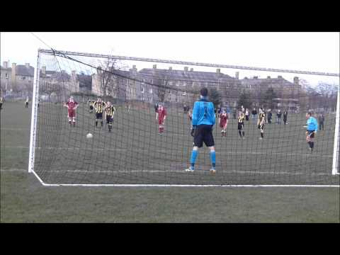 Tynecastle FC vs Hutchison Vale U17