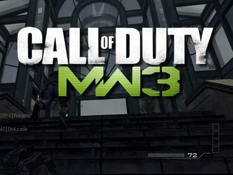 MW3 Trolling - Gun Game Trolling #2 (Gun Game Knifing Reactions!)