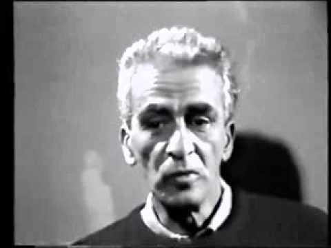 Kateb Yacine : l'identité algérienne est amazigh