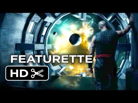 Riddick Official Featurette - Behind The Scenes (2013) - Vin Diesel Sci-Fi Movie HD