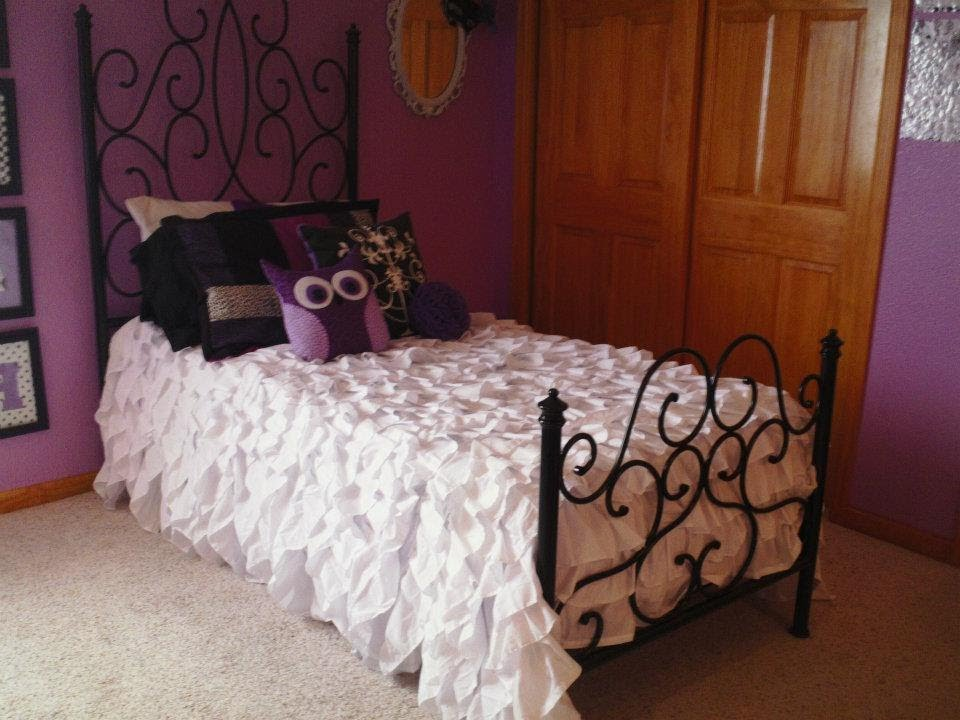 Diy ruffled bedspread youtube for Bedroom ideas to boost intimacy