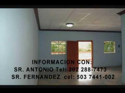 Se vende casa en Intipucá