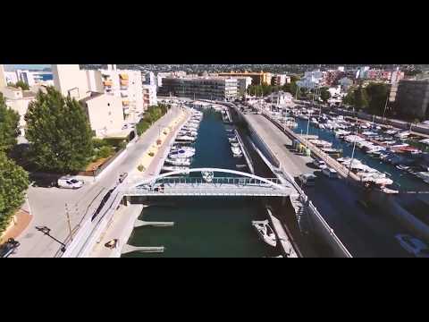 Evolución de la obras del nuevo Canal de la Fontana-Jávea