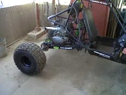 Homemade Off Road Go Kart Home made go kart 5