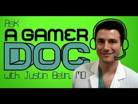 Ask A Gamer Doc With Justin Belin MD