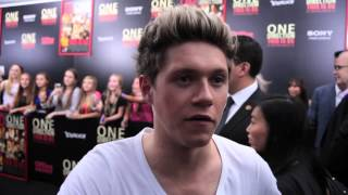 Charitybuzz Auction Winners Meet One Direction