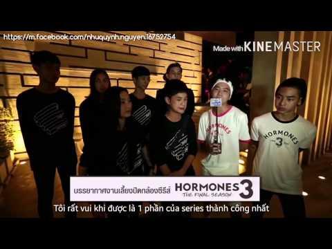 [Vietsub] Tiệc chia tay Hormones 3 The Final Season