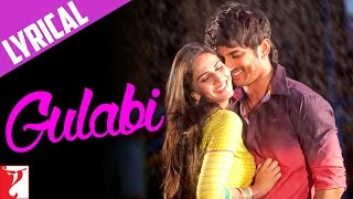 Song With Lyrics Gulabi Shuddh Desi Romance