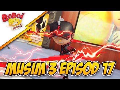 BoBoiBoy Musim 3 Episod 17: BoBoiBot Bersedia