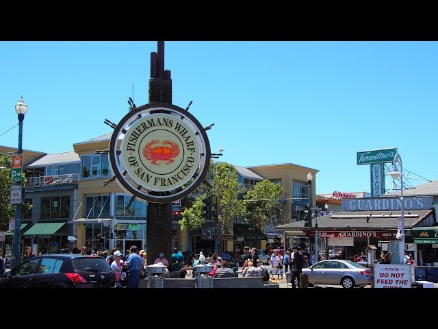Visiting Fisherman's Wharf | San Francisco