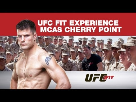 UFC Fit Experience: Cherry Point