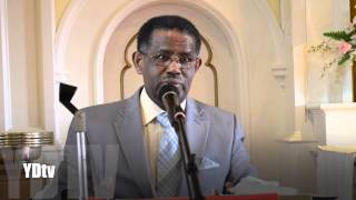 Jan 26 2014 Mekan Yesus Church TV Program Sermon by Dr Melese Wogu Part 2