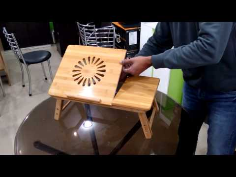 Xnx laptop wooden table with heat vents