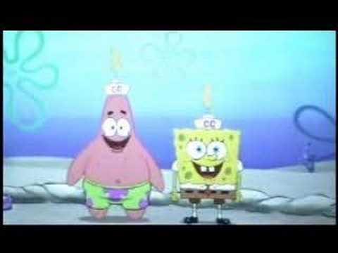 sponge bob - pump it, music video for sponge bob pump it by black eyed peas