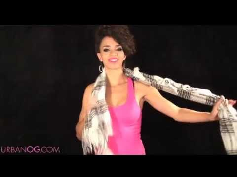 Scarves! Over 20 Ways How to Wear a Scarf - Video Response - How to Tie a Scarf