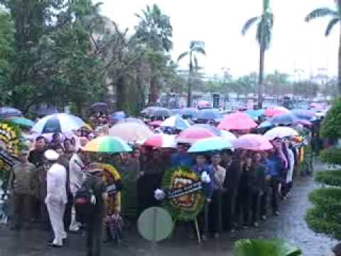 Tổ chức trọng thể lễ viếng Đại tướng Võ Nguyên Giáp tại tỉnh Quảng Bình