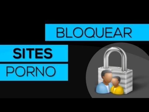 Como bloquear sites Pornograficos sem programa