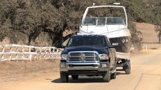 2014 Ram 3500 And Ram 1500 EcoDiesel Towing